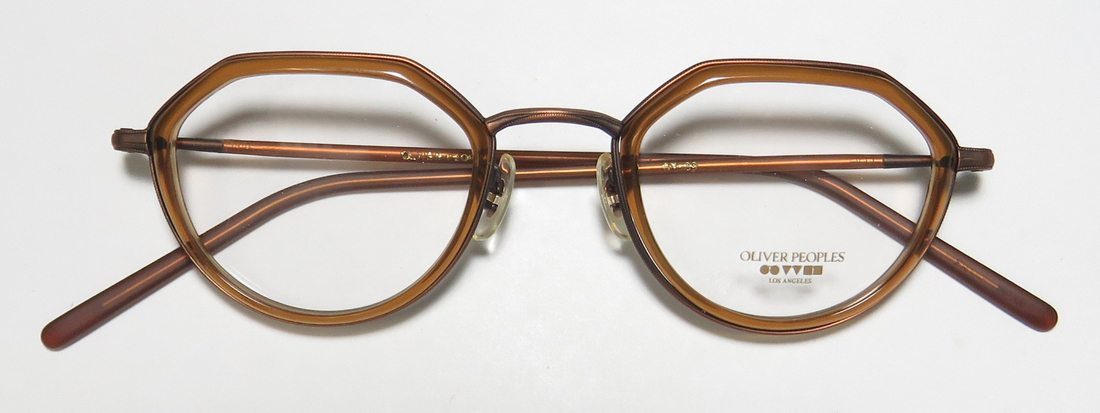 OLIVER PEOPLES OP-89 BRBRN