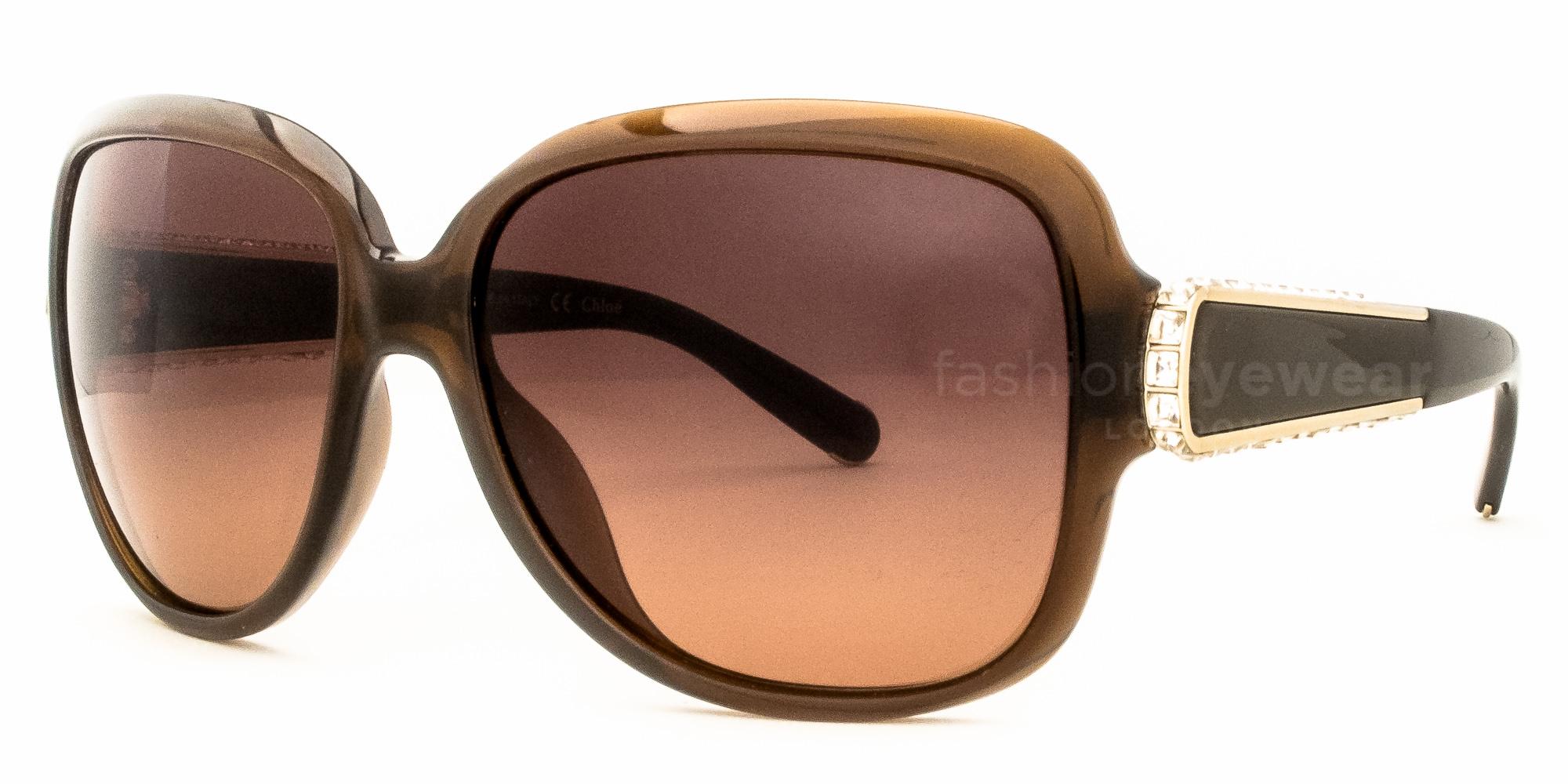 Chloe 612 sunglasses for Decor my eyes