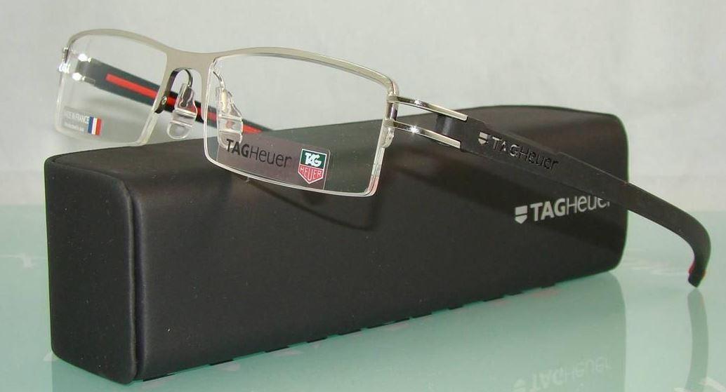 490ae4bcae0 Tag Heuer 7623 Eyeglasses