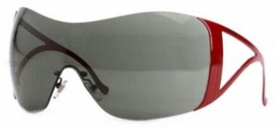 Frameless Glasses Lenscrafters : RED VERSACE EYEGLASSES - EYEGLASSES