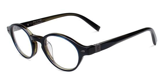 JOHN VARVATOS Eyeglasses V206 UF Grey Crystal