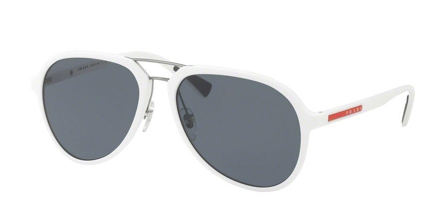 polarized grey / white rubber