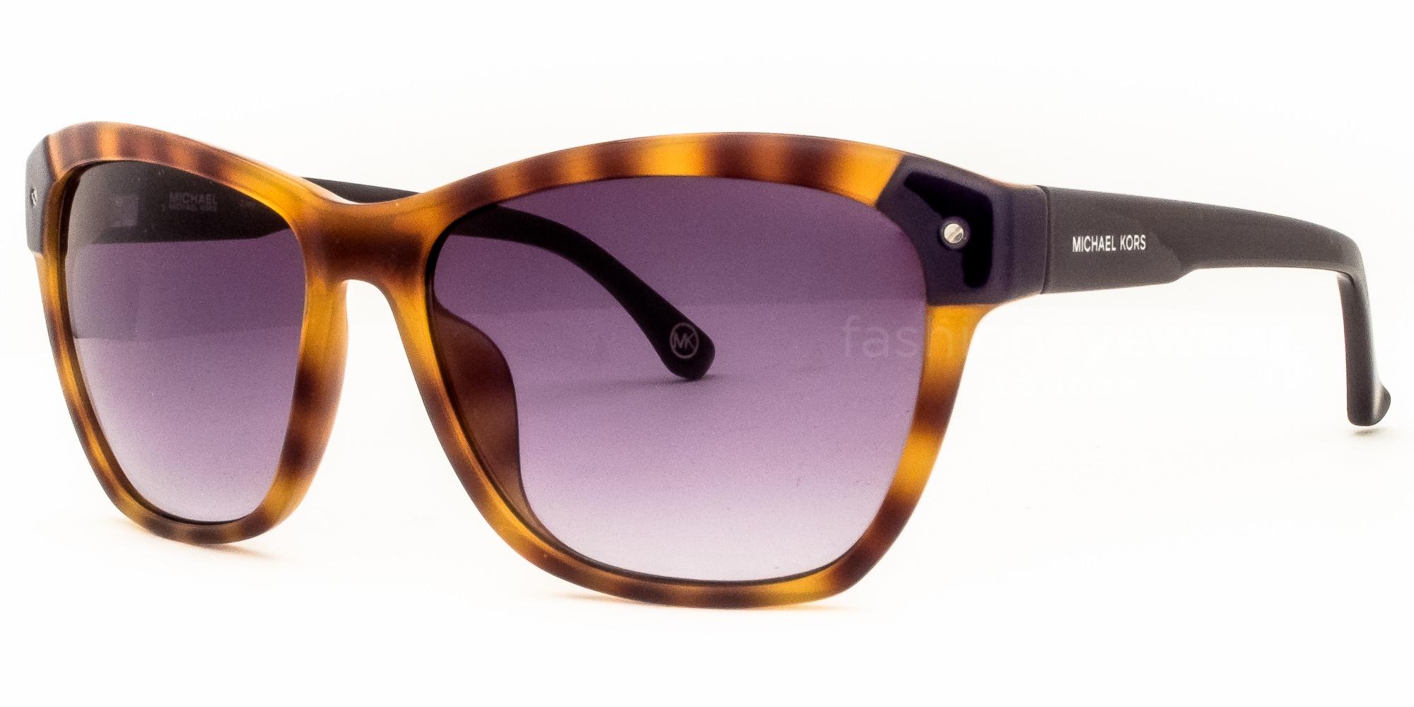 purple gradient/soft tortoise
