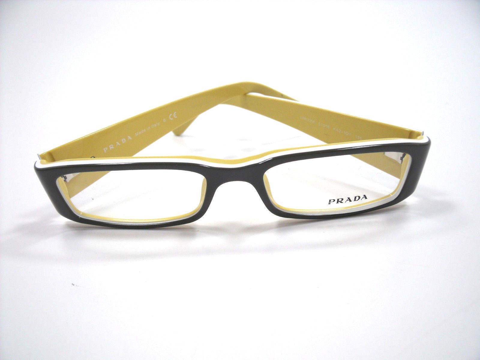 Prada vpr22m eyeglasses for Decor my eyes