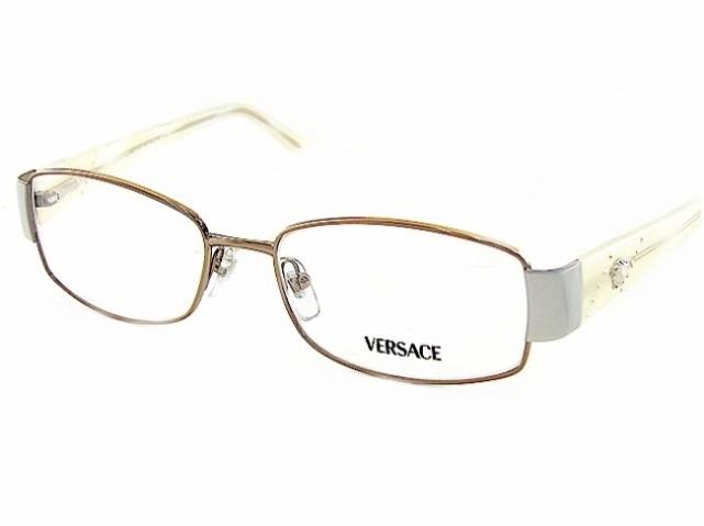 Versace Eyeglass Frames With Rhinestones : Versace Eyewear Frame Glasses 1089B 1089 B 1106 eBay