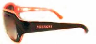 as shown/black orange