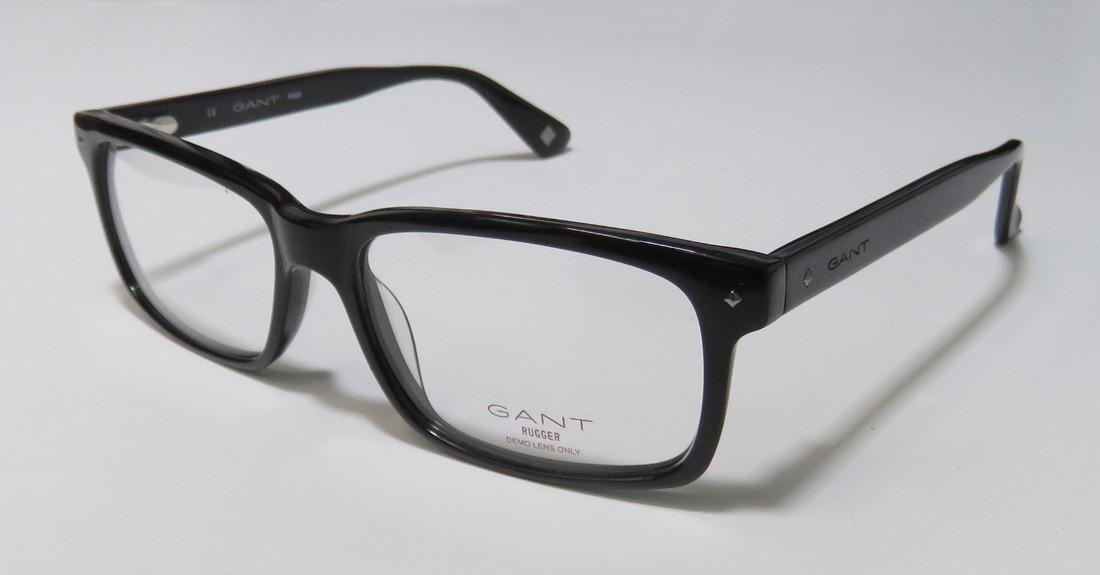as shown/black