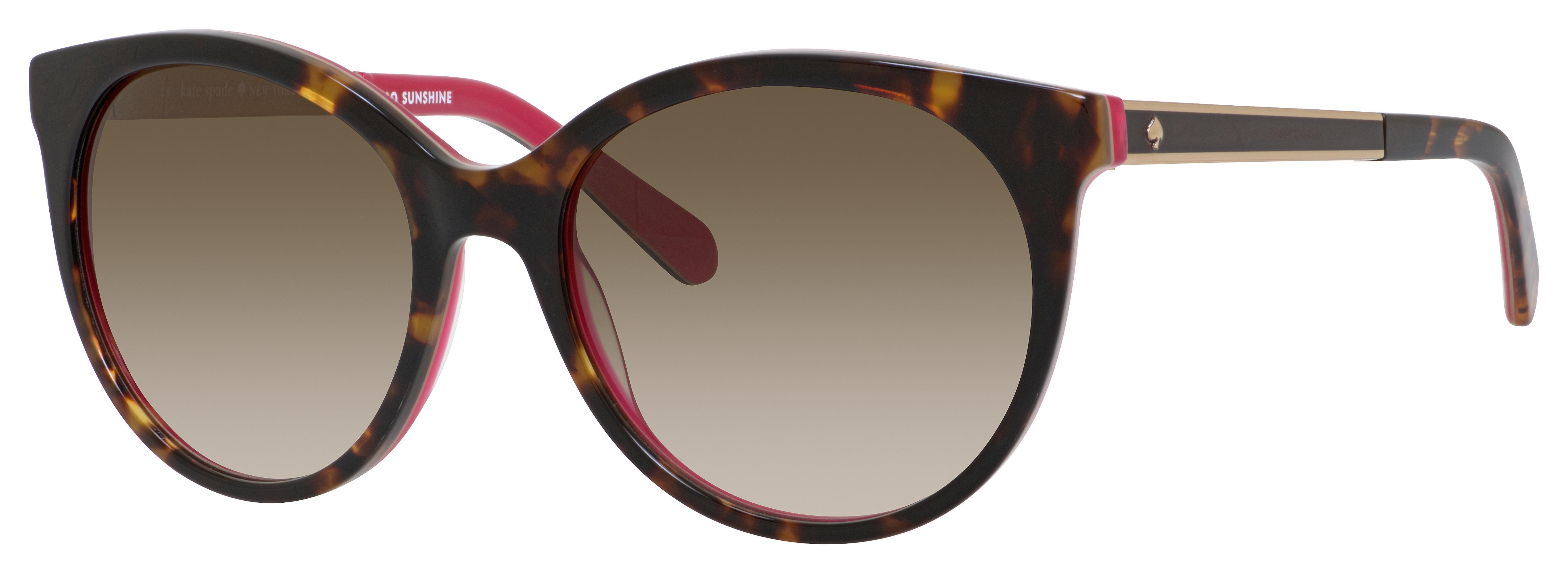 brown gradient/havana pink